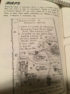 Jedi Journal Maps